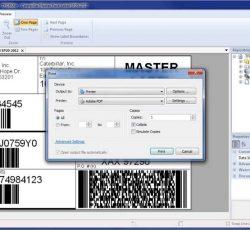 Best label printing software in UAE